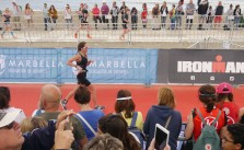 Fran finish Marbella