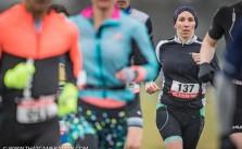 Leanne running Dorney