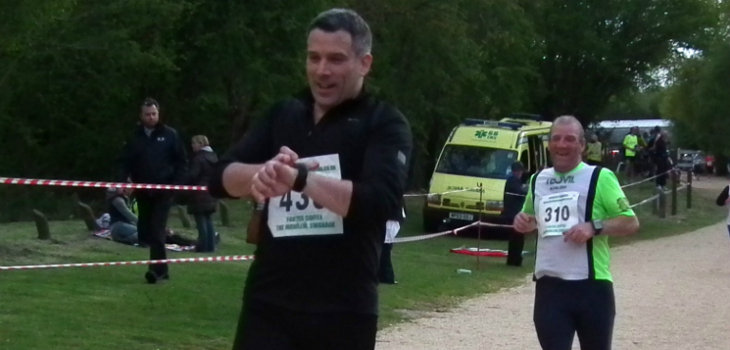 Dan Runs Purbeck 10K