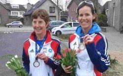 Dutch Courage from Purbeck Triathlon Club Trio