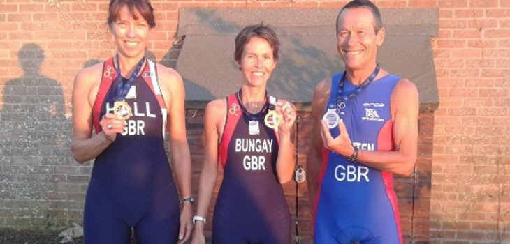 GB Age-Groupers Win Six European Medals in Vichy